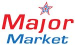 Major Market Grocery Logo